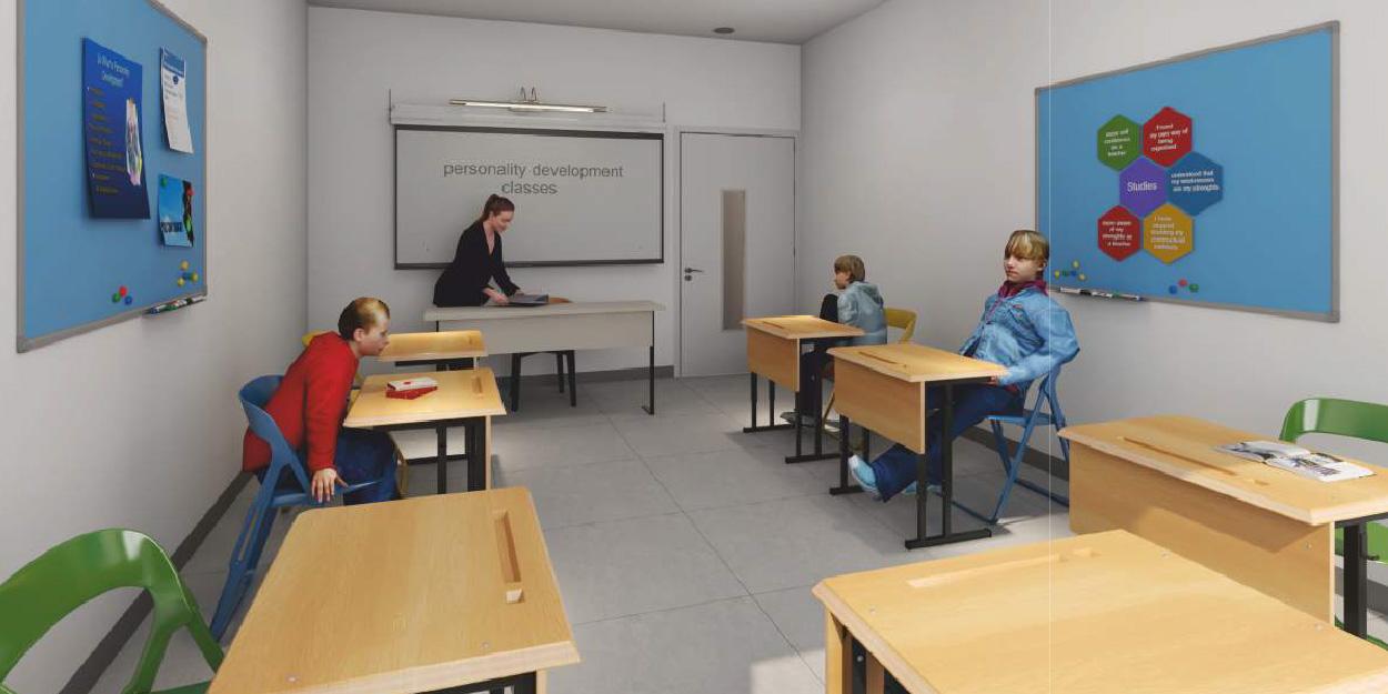 Personality Development Class
