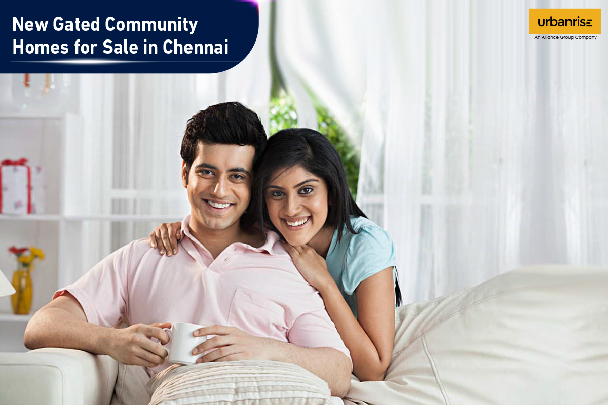 New Gated Community Homes for Sale in Chennai
