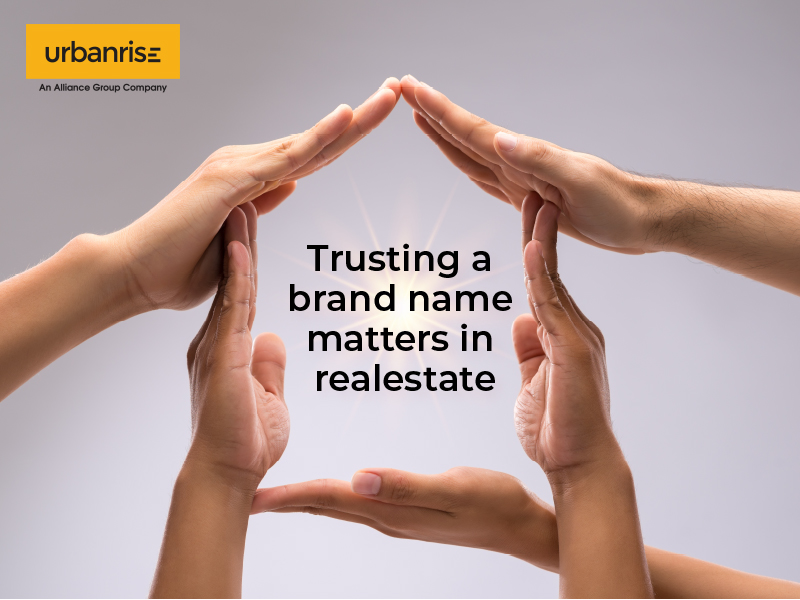 Trusting a brand name matters in realestate